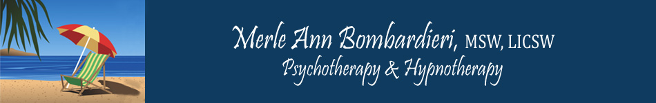 Merle Bombardieri, Psychotherapy and Hypnotherapy